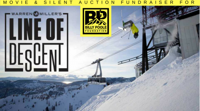 BP Ski with a Pro Weekend – Ski Movie and Fundraiser: Volkswagen Presents -Line of Descent